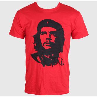 tričko pánske Che Guevara - Red Face - Red - LIVE NATION, LIVE NATION, Che Guevara