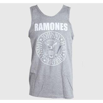 tielko pánske Ramones - Hthr - BRAVADO, BRAVADO, Ramones