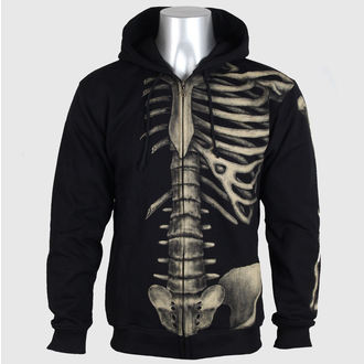 mikina pánska ALISTAR - Skeleton Half, ALISTAR