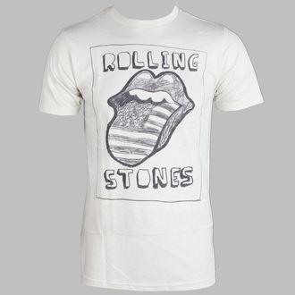 tričko pánske Rolling Stones - US Sketch Tongue - BRAVADO, BRAVADO, Rolling Stones