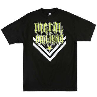 tričko pánske METAL MULISHA - SNARE - BLK