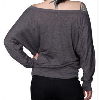 tričko dámske s dlhým rukávom HYRAW - Punk Hovno, HYRAW