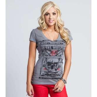 tričko dámske METAL MULISHA - Admit ONE, METAL MULISHA