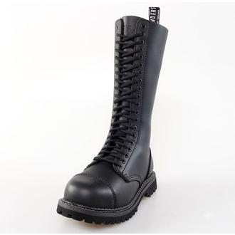 topánky GRINDERS - 20dírkové - King Derby, GRINDERS