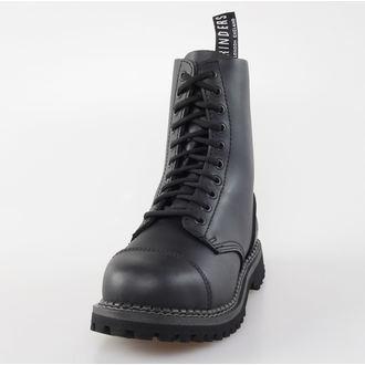 topánky GRINDERS - 10dírkové - Stag Derby, GRINDERS