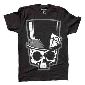 tričko pánske Akumu Ink - Skull13 - Grey, Akumu Ink