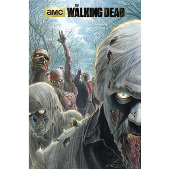 plagát The Walking Dead - Zombie Hoard - GB Posters, GB posters