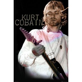 plagát Kurt Cobain - Cook - GB Posters, GB posters, Nirvana