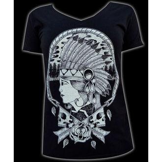 tričko dámske BLACK MARKET - Adi - Apache, BLACK MARKET
