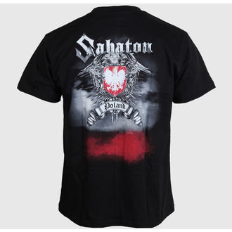 tričko pánske Sabaton - Poland - CARTON, CARTON, Sabaton