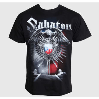 tričko pánske Sabaton - Czech Republic - CARTON, CARTON, Sabaton