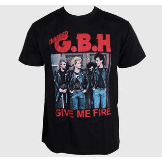 tričko pánske G.B.H.. - Give Me Fire - CARTON, CARTON, G.B.H.