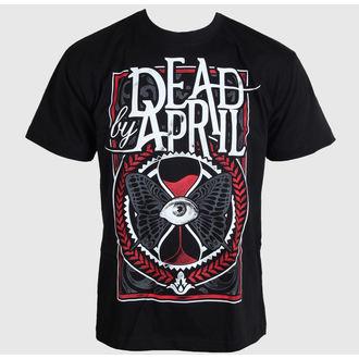 tričko pánske Dead By April - Butterfly - CARTON, CARTON, Dead By April