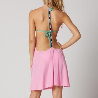šaty dámske FOX - VAPORS - Cotton Candy, FOX