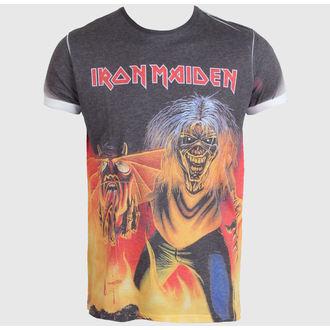 tričko pánske Iron Maiden - NOTB - ROCK OFF, ROCK OFF, Iron Maiden