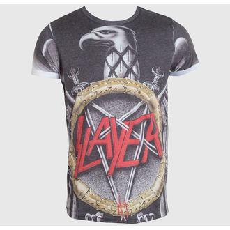 tričko pánske Slayer - Silver Eagle - ROCK OFF, ROCK OFF, Slayer