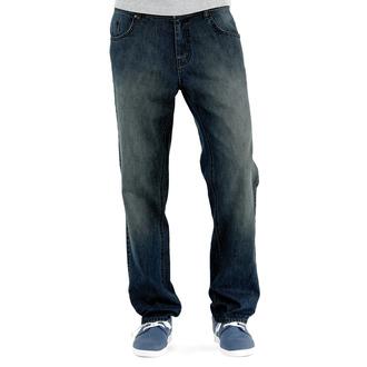 nohavice pánske FUNSTORM - Noth Jeans - 92 Dark Indigo Used