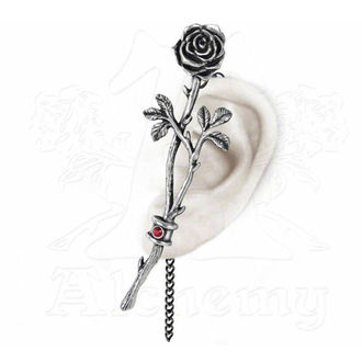 náušnice ALCHEMY GOTHIC - Chained Love Rose, ALCHEMY GOTHIC