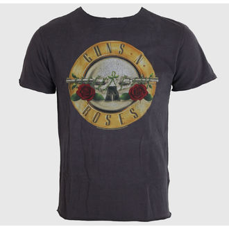 tričko pánske AMPLIFIED - Guns'n Roses - Drum - Charcoal