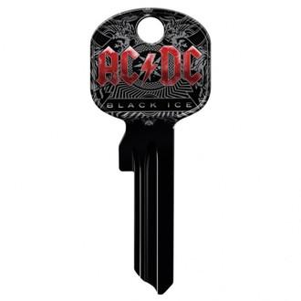 kľúč do zámku AC/DC - Black Ice, F.B.I., AC-DC