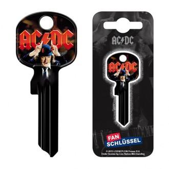 kľúč do zámku AC/DC - Live, F.B.I., AC-DC