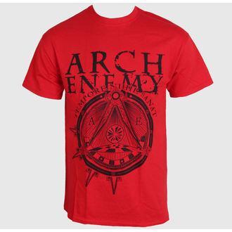 tričko pánske Arch Enemy - Symbol - Red - RAZAMATAZ, RAZAMATAZ, Arch Enemy
