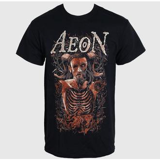 tričko pánske Aeon - Horns - BLK - RAZAMATAZ, RAZAMATAZ, Aeon