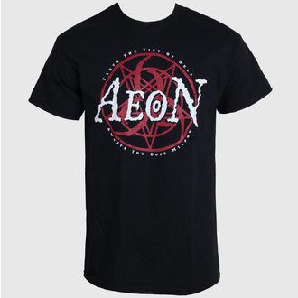 tričko pánske Aeon - Fist Of Hell - BLK - RAZAMATAZ, RAZAMATAZ, Aeon