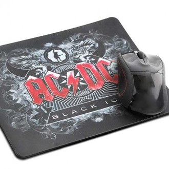 podložka pod myš 3D AC/DC - F.B.I.., F.B.I., AC-DC