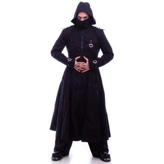 kabát pánsky -jarno-jesenná- NECESSARY - Evil Marduk - BLACK, NECESSARY EVIL