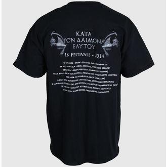 tričko pánske Rotting Christ - Diavolus - BLK - RAZAMATAZ, RAZAMATAZ, Rotting Christ