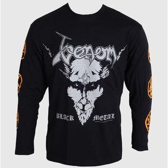 tričko pánske s dlhým rukávom Venom - Black Metal - RAZAMATAZ, RAZAMATAZ, Venom