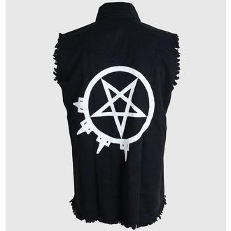 vesta pánska Arch Enemy - Logo & Symbol - BLK - RAZAMATAZ, RAZAMATAZ, Arch Enemy