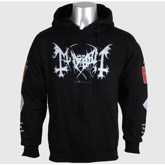 mikina pánska Mayhem - Legion Norge - BLK - RAZAMATAZ, RAZAMATAZ, Mayhem