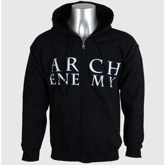 mikina pánska Arch Enemy - Logo&Symbol - BLK - RAZAMATAZ, RAZAMATAZ, Arch Enemy