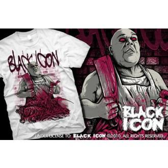 tričko pánske BLACK ICON - White, BLACK ICON