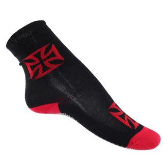 ponožky detské LEATHER HEAVEN - Cross
