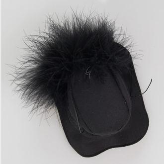 klobúčik ZOELIBAT - Black