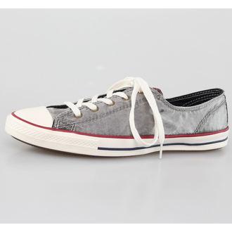 topánky dámske CONVERSE - CT Fancy Ox - Black, CONVERSE