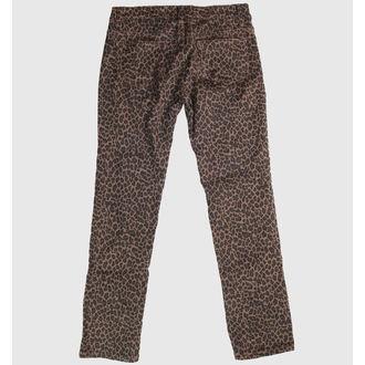 nohavice dámske COL LECTIF - Leopard
