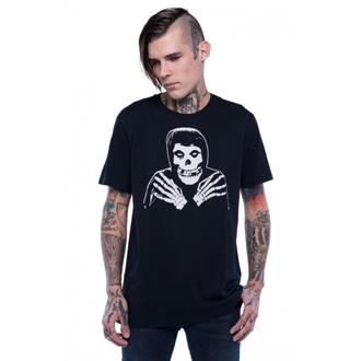 tričko pánske IRON FIST - Misfits - Black, IRON FIST, Misfits