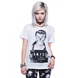tričko dámske IRON FIST - Dead Baby - White, IRON FIST