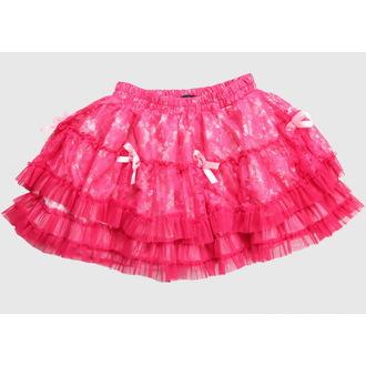 sukňa dámska Burlesky - Pink, NNM