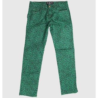 nohavice dámske COL LECTIF - Green