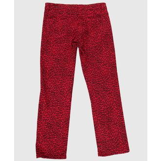 nohavice dámske COL LECTIF - Red