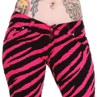 nohavice dámske 3RDAND56th - Pink
