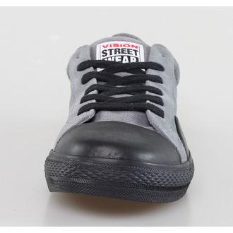topánky pánske VISION - Suede LO - Charcoal/Black, VISION