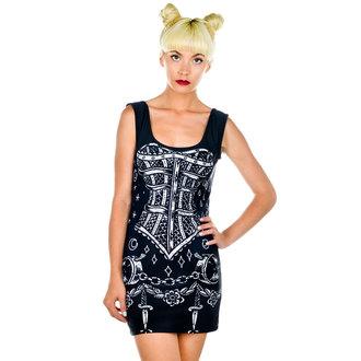 šaty dámske TOO FAST - B..Craft - WDTR-R-CRAFT