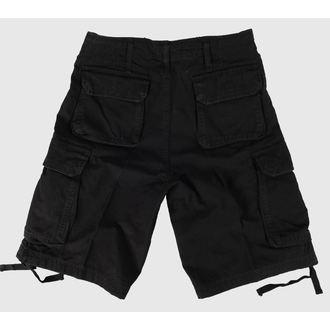 kraťasy pánske US-BDU - Vintage - Black, BOOTS & BRACES