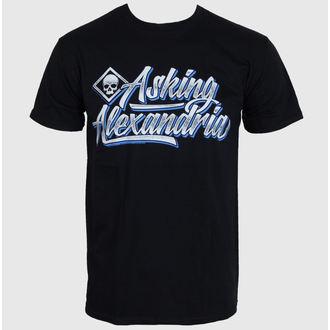 tričko pánske Asking Alexandria - Script - Platiaci HEAD, PLASTIC HEAD, Asking Alexandria